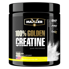 Maxler 100% Golden Creatine Pure micronized (300 гр.)