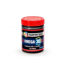OMEGA-3D (90 softgels) Без вкуса 90капс.