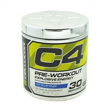 Cellucor C4 30  serv-Icy blue razz