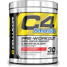 Cellucor C4 Mass 30serv Fruit Punch