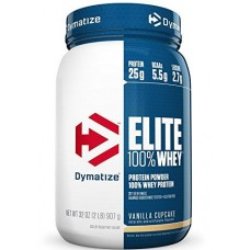 Dymatize Nutrition Elite Whey Protein 910 г (2 lb)