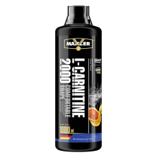Maxler L-Carnitine Comfortable Shape 2000 Bottle (1000 мл)