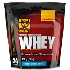 Mutant Core Series Whey 908 грамм