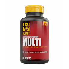 Mutant Core Series Multi Vitamin 60 таблеток