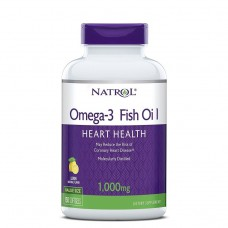 Natrol Omega 3 Fish Oil 1000 мг (150 капсул)