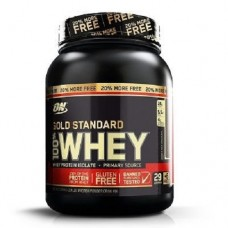 ON 100% Whey protein Gold standard 2.4lb (1.09 кг)