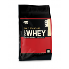 Optimum Nutrition 100% Whey protein Gold standard 10lb (4.54кг)