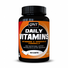 QNT DAILY VITAMINS (60 капсул)