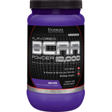 Ultimate Nutrition BCAA Powder 12000  (457 грамм)