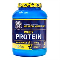 Weapon Nutrition WHEY PROTEIN Rage Power (2.0 кг)